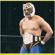 初代タイガーマスク(佐山サトル)